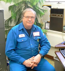 John Eschrich, Senior Maintenance Engineer American Refining Group, Inc.